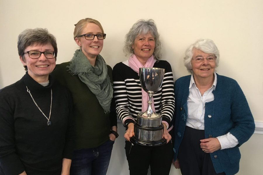 Hampshire Horticultural Quiz Winners 2020